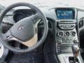 2013 Platinum Metallic Hyundai Genesis Coupe 3.8 Grand Touring  photo #6