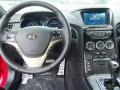 2013 Tsukuba Red Hyundai Genesis Coupe 3.8 Track  photo #6