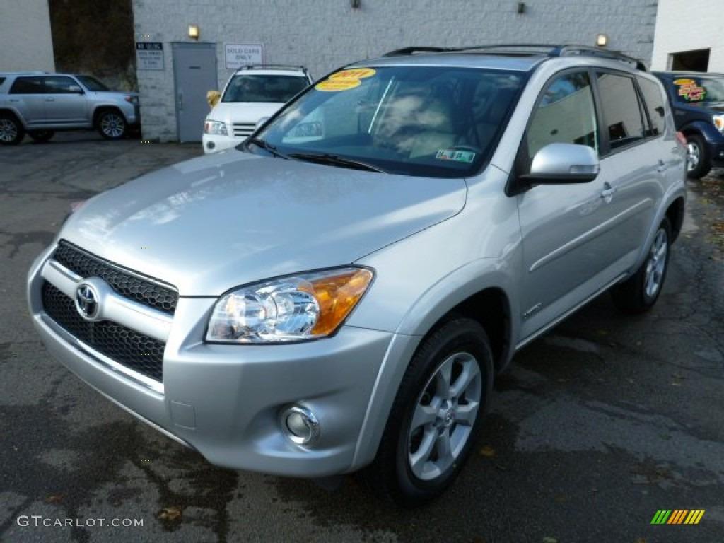 2011 Toyota Rav4 Limited Exterior Photos