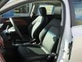 Jet Black/Brick 2014 Chevrolet Sonic Interiors