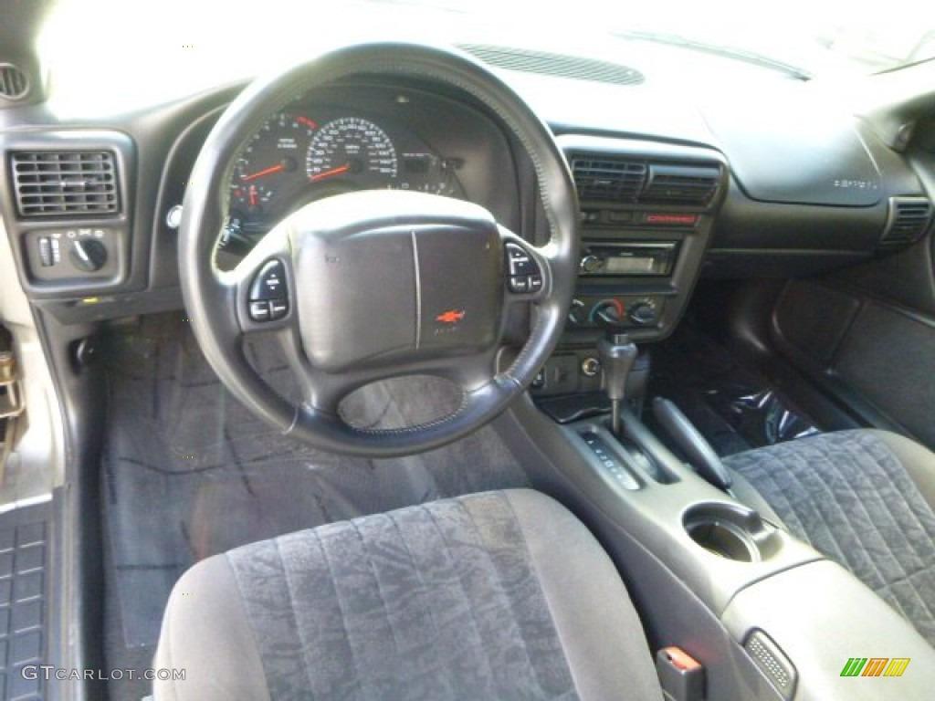 2001 Chevrolet Camaro Z28 Convertible Interior Color