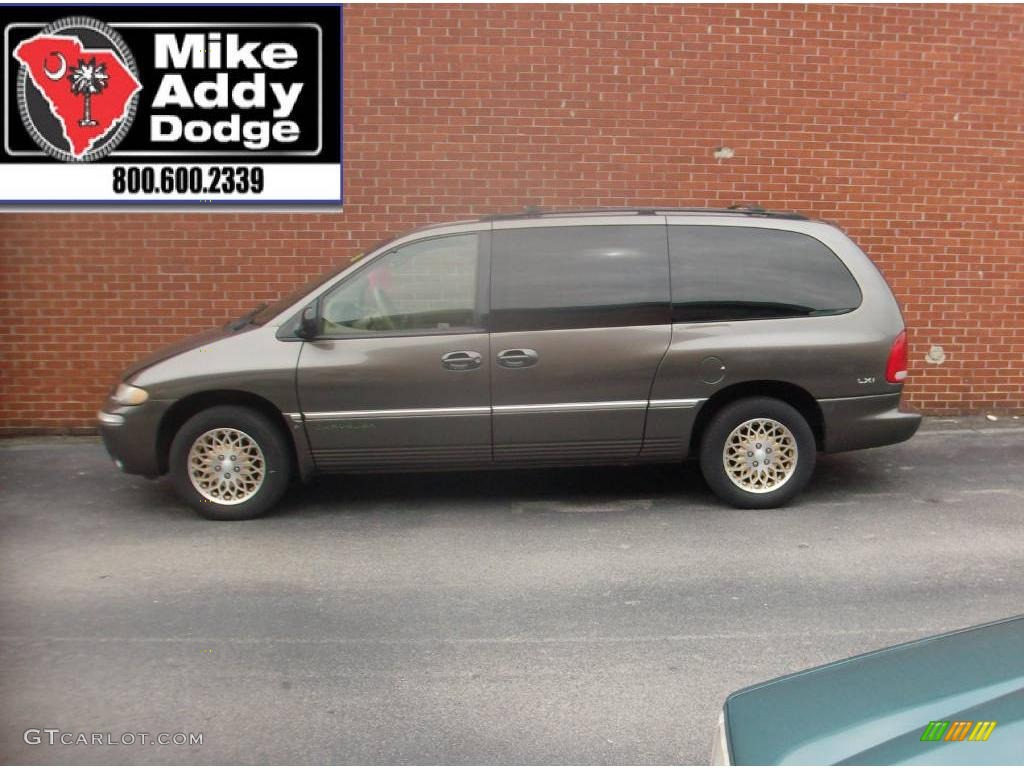 1998 taupe metallic chrysler town country lxi 8718604 car color galleries. Black Bedroom Furniture Sets. Home Design Ideas