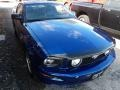 2005 Sonic Blue Metallic Ford Mustang GT Premium Coupe  photo #20