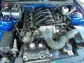 2005 Sonic Blue Metallic Ford Mustang GT Premium Coupe  photo #26