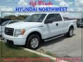 Oxford White 2012 Ford F150 STX SuperCab