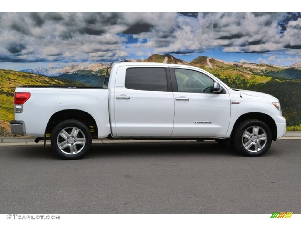 2009 toyota tundra limited crewmax 4x4 exterior photos. Black Bedroom Furniture Sets. Home Design Ideas