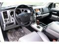 2009 Super White Toyota Tundra Limited CrewMax 4x4  photo #9