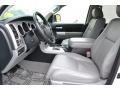 2009 Super White Toyota Tundra Limited CrewMax 4x4  photo #10