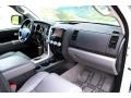 2009 Super White Toyota Tundra Limited CrewMax 4x4  photo #15