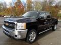 Black 2014 Chevrolet Silverado 2500HD Gallery