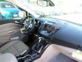 2014 White Platinum Ford Escape Titanium 2.0L EcoBoost  photo #11