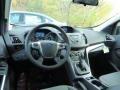 2014 Sterling Gray Ford Escape SE 2.0L EcoBoost 4WD  photo #8