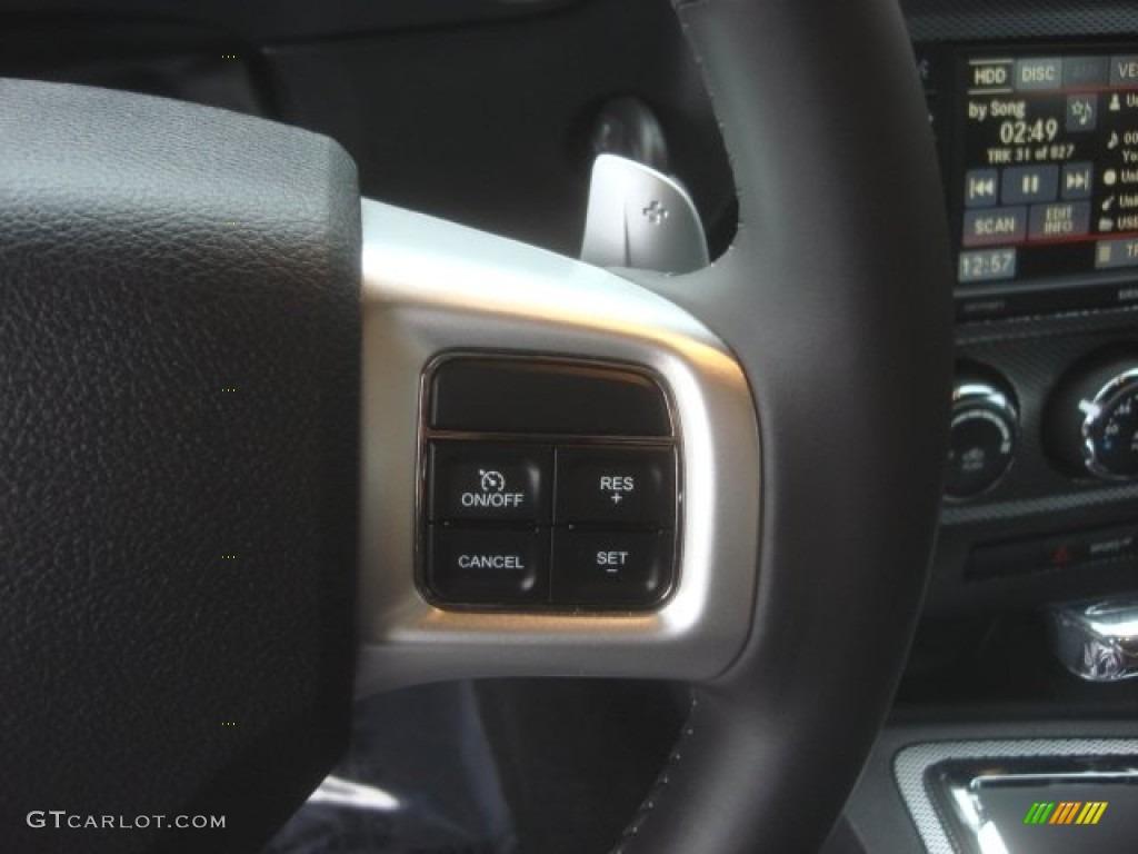 2013 Challenger R/T - Redline 3-Coat Pearl / Dark Slate Gray photo #8