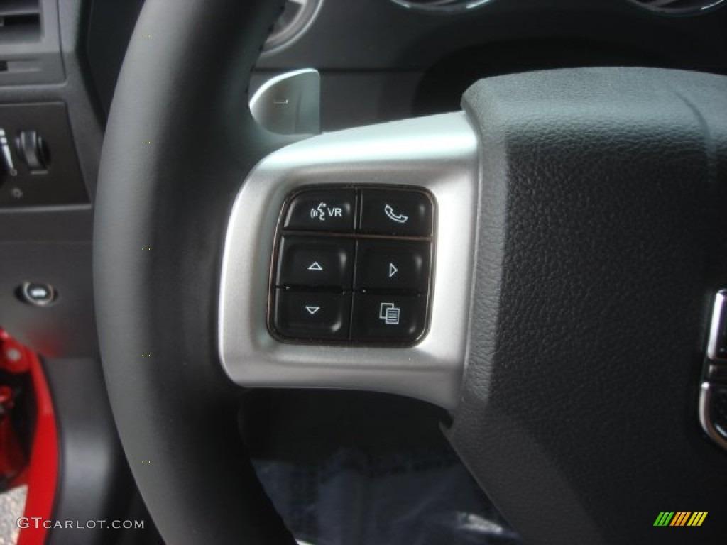 2013 Challenger R/T - Redline 3-Coat Pearl / Dark Slate Gray photo #9