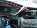 2002 Cadillac DeVille Black Interior Transmission Photo