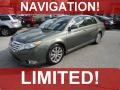 2011 Cypress Green Pearl Toyota Avalon Limited #87493649