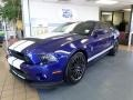 Deep Impact Blue 2014 Ford Mustang Gallery