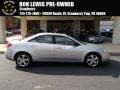 Liquid Silver Metallic 2005 Pontiac G6 GT Sedan