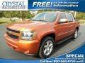 Sunburst Orange Metallic 2007 Chevrolet Avalanche Gallery
