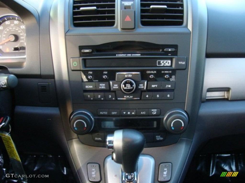 2011 CR-V EX-L 4WD - Polished Metal Metallic / Black photo #12