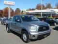 2011 Silver Sky Metallic Toyota Tundra Double Cab 4x4  photo #1