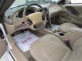 2002 Ford Mustang Medium Parchment Interior Interior Photo