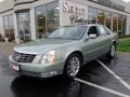 2007 Green Silk Cadillac DTS Performance #87568926