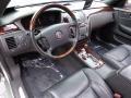 2007 Cadillac DTS Ebony Interior Prime Interior Photo