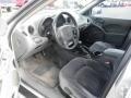 2001 Pontiac Grand Am Dark Pewter Interior Prime Interior Photo