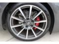 2012 New 911 Carrera S Coupe Wheel