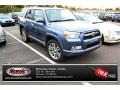 2011 Shoreline Blue Pearl Toyota 4Runner Limited 4x4 #87568713