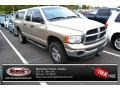 2005 Light Almond Pearl Dodge Ram 1500 SLT Quad Cab 4x4 #87568704
