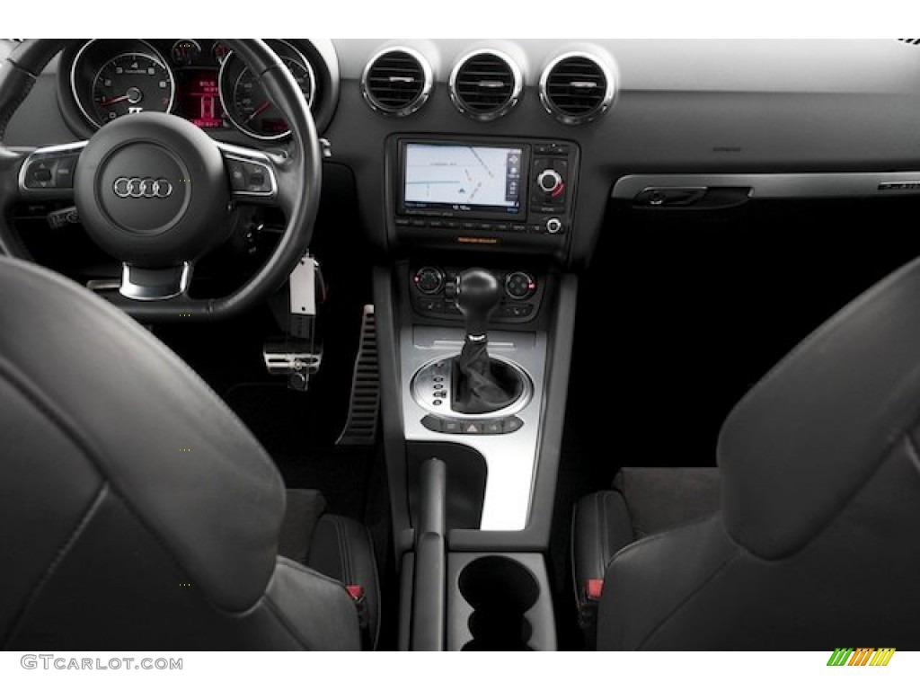 2008 audi tt 3 2 quattro coupe dashboard photos. Black Bedroom Furniture Sets. Home Design Ideas
