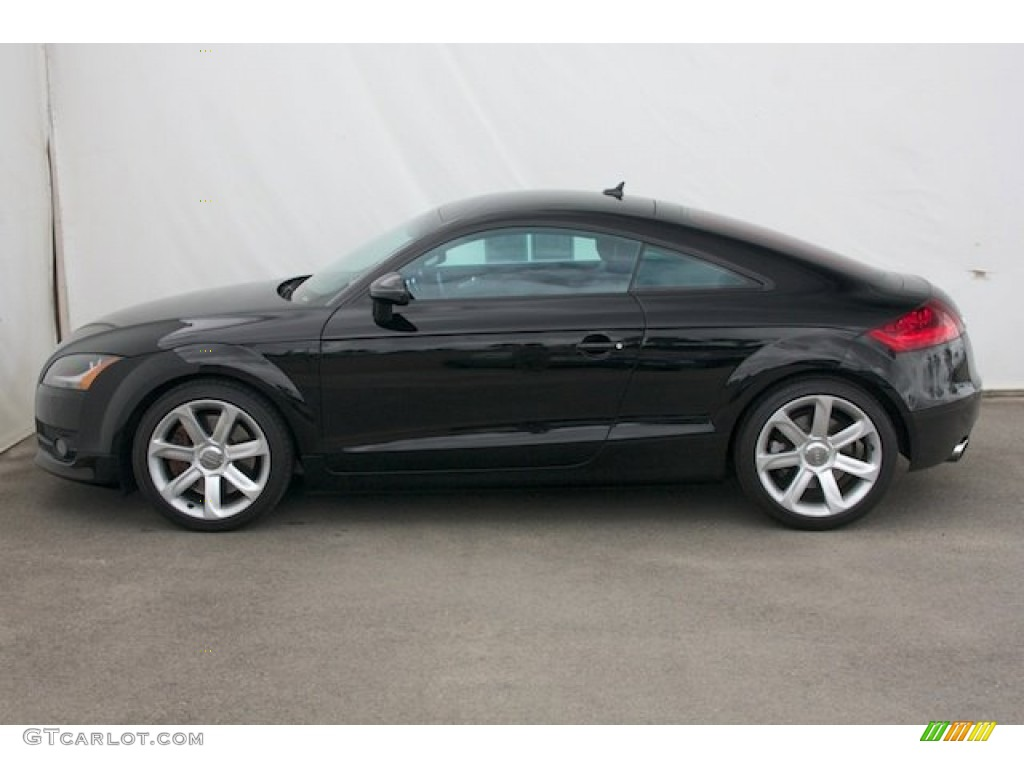 black 2008 audi tt 3 2 quattro coupe exterior photo 87584305. Black Bedroom Furniture Sets. Home Design Ideas