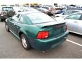 2002 Electric Green Metallic Ford Mustang V6 Coupe  photo #3