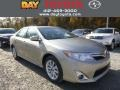 Creme Brulee Metallic - Camry XLE Photo No. 1