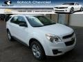 Summit White 2014 Chevrolet Equinox LS AWD
