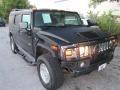 Black 2003 Hummer H2 SUV