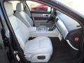 Dove/Warm Charcoal 2013 Jaguar XF Interiors