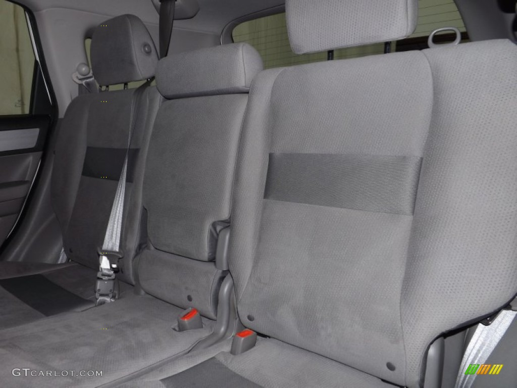 2011 CR-V EX - Taffeta White / Gray photo #24