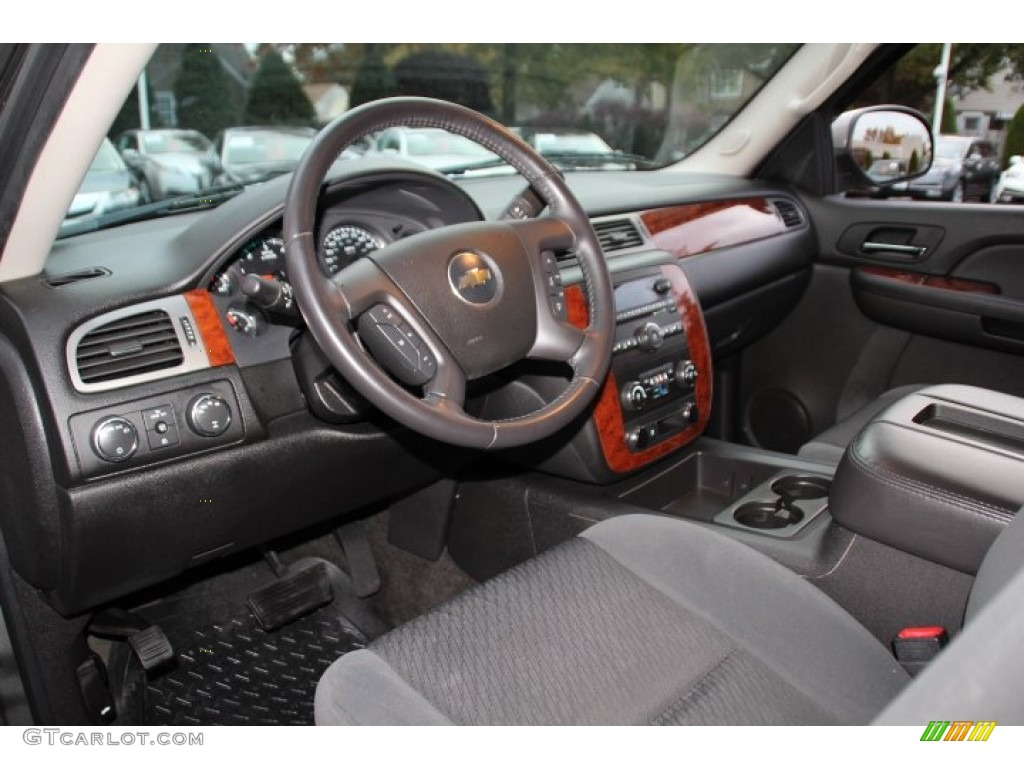 chevrolet avalanche interior ebony - photo #10