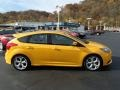 2013 Tangerine Scream Tri-Coat Ford Focus ST Hatchback #87568939