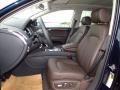 Espresso 2014 Audi Q7 Interiors