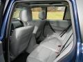 2006 BMW X3 Grey Interior Rear Seat Photo