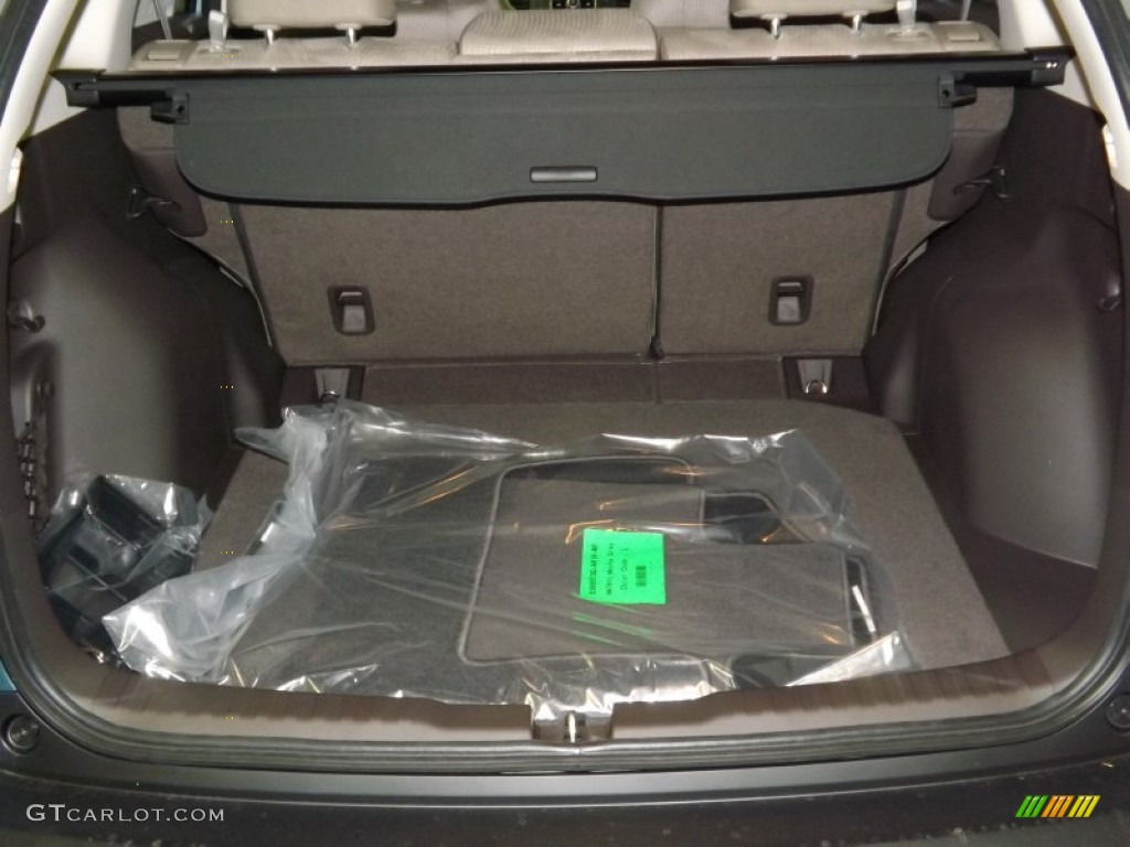 2014 CR-V EX - Mountain Air Metallic / Beige photo #27