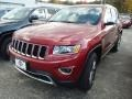 Redline 2-Coat Pearl 2014 Jeep Grand Cherokee Gallery
