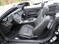 Black Front Seat Photo for 2014 Chevrolet Camaro #87636934
