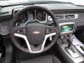 Black Steering Wheel Photo for 2014 Chevrolet Camaro #87636961