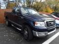 True Blue Metallic - F150 XLT Regular Cab 4x4 Photo No. 1