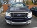 True Blue Metallic - F150 XLT Regular Cab 4x4 Photo No. 2